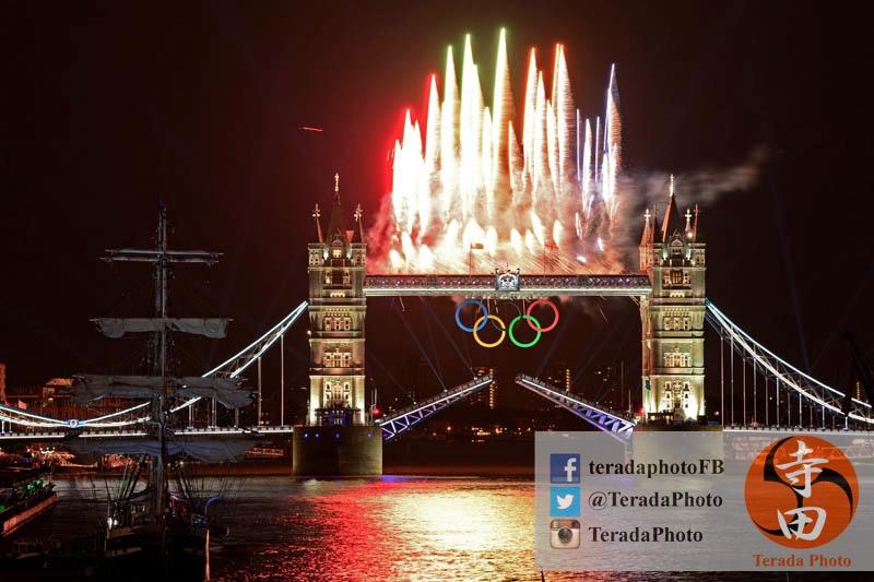 Olympics: Opening Ceremony City Scenes